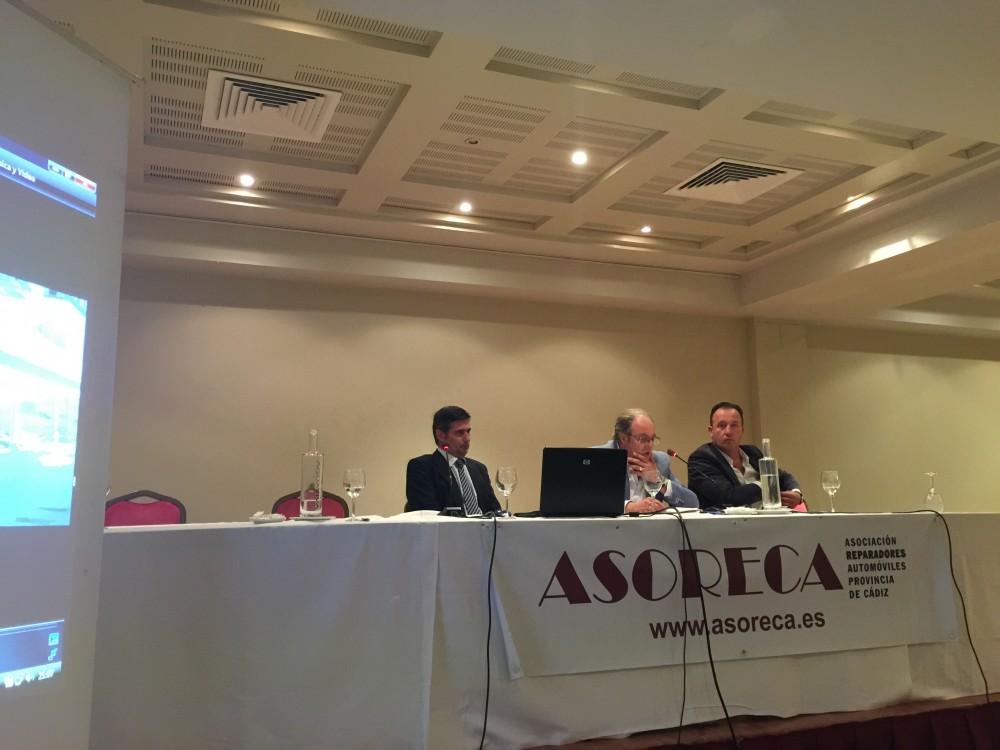 Gabinete de Mediadores asiste a la segunda Asamblea de Asoreca