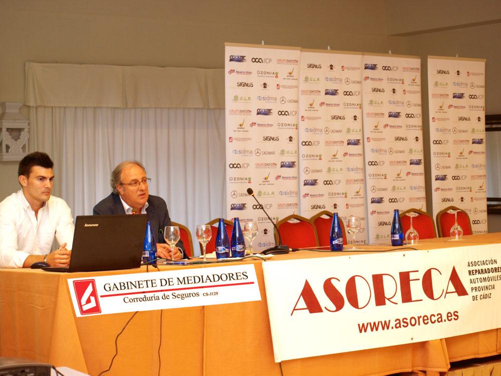 Gabinete de Mediadores asiste como correduría oficial a la tercera asamblea general de Asoreca