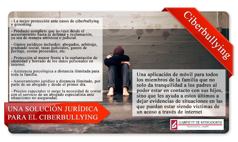 GABINETE DE MEDIADORES CONTRA EL CIBERBULLYING